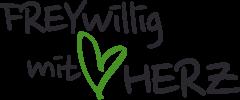 Freywillig mit Herz Logo
