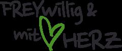 Freywillig und mit Herz Logo